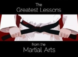 Greatest lessons